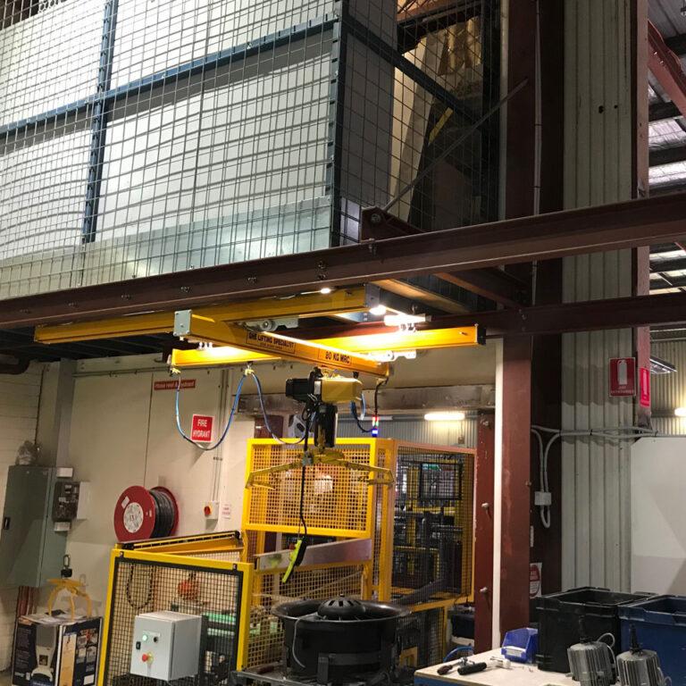 Reliable Gantry Cranes