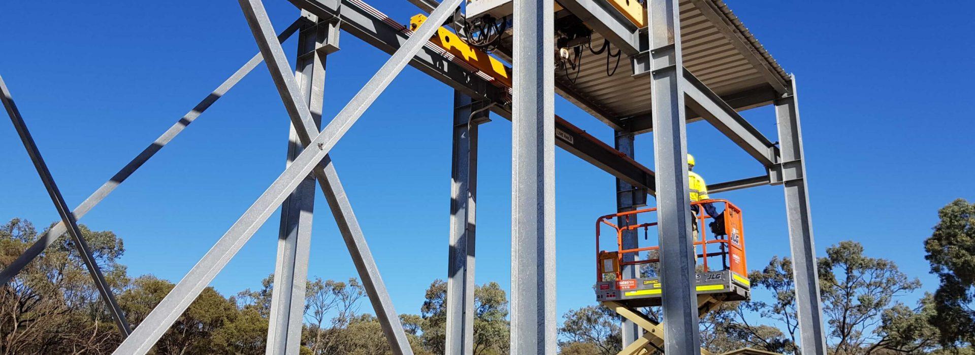 Crane & Lifting Equipment Service